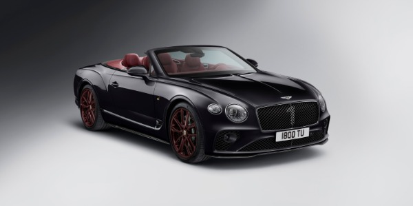 New 2020 Bentley Continental GTC W12 Number 1 Edition by Mulliner for sale Sold at Alfa Romeo of Greenwich in Greenwich CT 06830 3