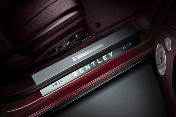 New 2020 Bentley Continental GTC W12 Number 1 Edition by Mulliner for sale Sold at Alfa Romeo of Greenwich in Greenwich CT 06830 6