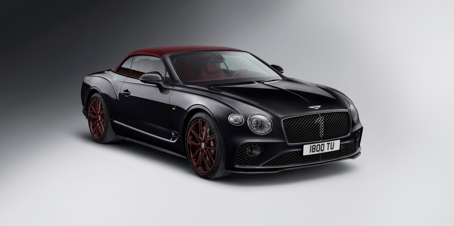 New 2020 Bentley Continental GTC W12 Number 1 Edition by Mulliner for sale Sold at Alfa Romeo of Greenwich in Greenwich CT 06830 1