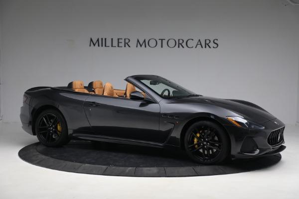 New 2019 Maserati GranTurismo MC Convertible for sale Sold at Alfa Romeo of Greenwich in Greenwich CT 06830 10