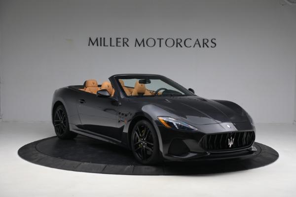 New 2019 Maserati GranTurismo MC Convertible for sale Sold at Alfa Romeo of Greenwich in Greenwich CT 06830 11