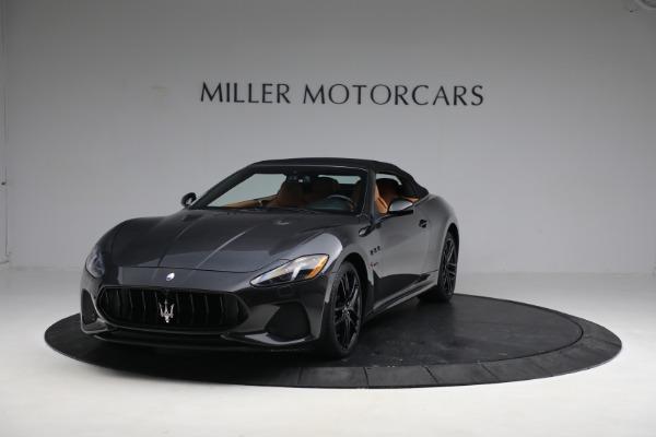 New 2019 Maserati GranTurismo MC Convertible for sale Sold at Alfa Romeo of Greenwich in Greenwich CT 06830 13