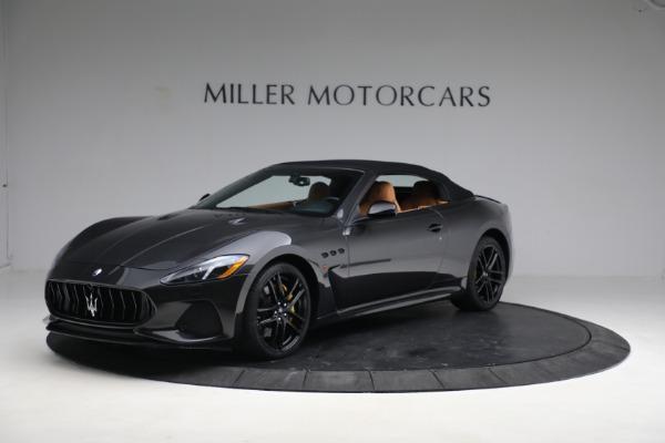 New 2019 Maserati GranTurismo MC Convertible for sale Sold at Alfa Romeo of Greenwich in Greenwich CT 06830 14