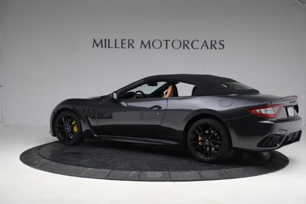 New 2019 Maserati GranTurismo MC Convertible for sale Sold at Alfa Romeo of Greenwich in Greenwich CT 06830 16