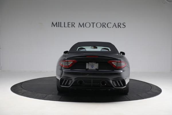 New 2019 Maserati GranTurismo MC Convertible for sale Sold at Alfa Romeo of Greenwich in Greenwich CT 06830 18
