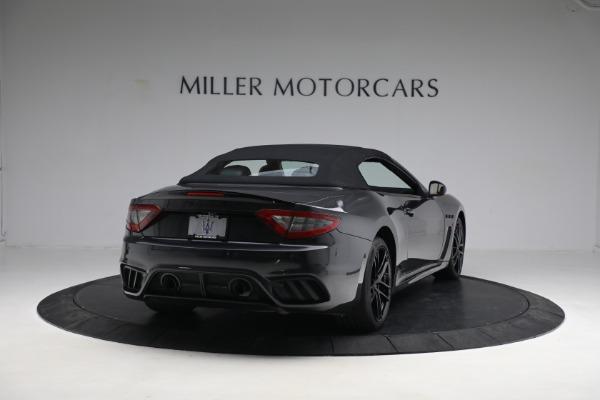 New 2019 Maserati GranTurismo MC Convertible for sale Sold at Alfa Romeo of Greenwich in Greenwich CT 06830 19