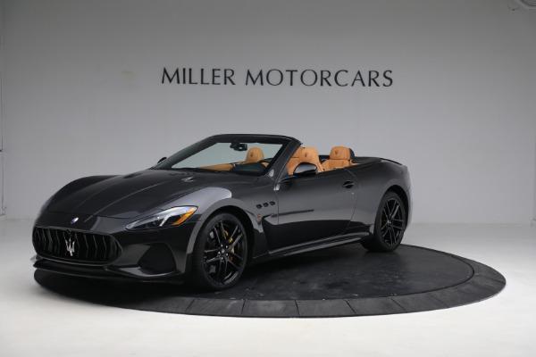 New 2019 Maserati GranTurismo MC Convertible for sale Sold at Alfa Romeo of Greenwich in Greenwich CT 06830 2