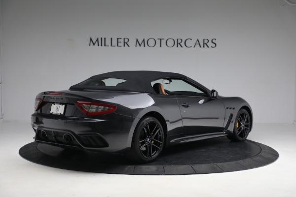 New 2019 Maserati GranTurismo MC Convertible for sale Sold at Alfa Romeo of Greenwich in Greenwich CT 06830 20