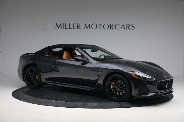 New 2019 Maserati GranTurismo MC Convertible for sale Sold at Alfa Romeo of Greenwich in Greenwich CT 06830 22