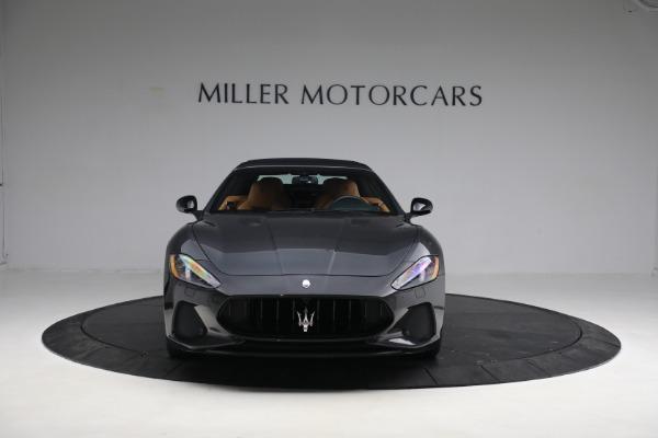 New 2019 Maserati GranTurismo MC Convertible for sale Sold at Alfa Romeo of Greenwich in Greenwich CT 06830 24
