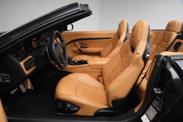 New 2019 Maserati GranTurismo MC Convertible for sale Sold at Alfa Romeo of Greenwich in Greenwich CT 06830 26