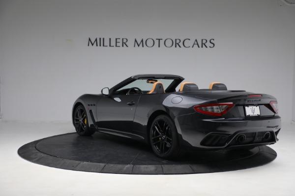 New 2019 Maserati GranTurismo MC Convertible for sale Sold at Alfa Romeo of Greenwich in Greenwich CT 06830 5