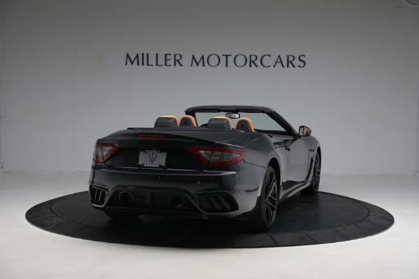 New 2019 Maserati GranTurismo MC Convertible for sale Sold at Alfa Romeo of Greenwich in Greenwich CT 06830 7