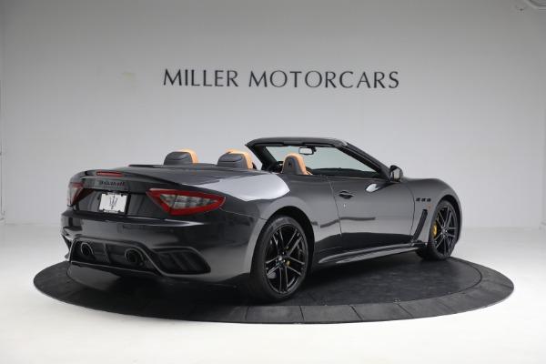 New 2019 Maserati GranTurismo MC Convertible for sale Sold at Alfa Romeo of Greenwich in Greenwich CT 06830 8