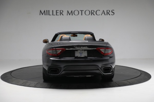 New 2019 Maserati GranTurismo Sport Convertible for sale $164,075 at Alfa Romeo of Greenwich in Greenwich CT 06830 14