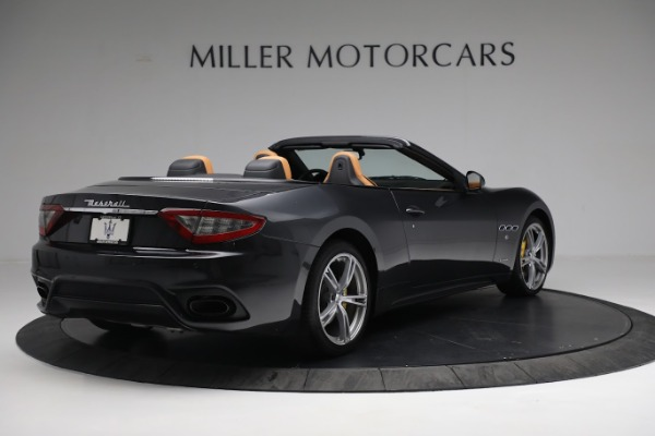 New 2019 Maserati GranTurismo Sport Convertible for sale $164,075 at Alfa Romeo of Greenwich in Greenwich CT 06830 15