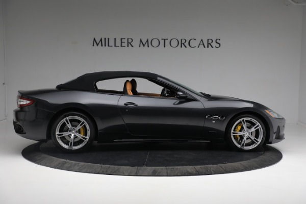 New 2019 Maserati GranTurismo Sport Convertible for sale $164,075 at Alfa Romeo of Greenwich in Greenwich CT 06830 7