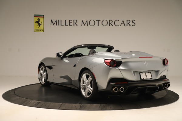 Used 2019 Ferrari Portofino for sale Sold at Alfa Romeo of Greenwich in Greenwich CT 06830 5