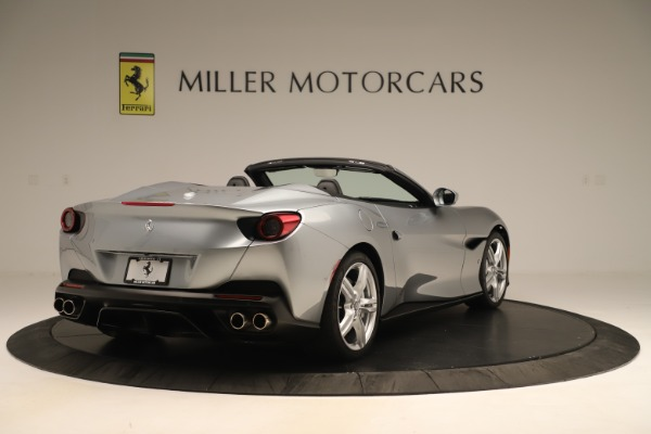 Used 2019 Ferrari Portofino for sale Sold at Alfa Romeo of Greenwich in Greenwich CT 06830 7