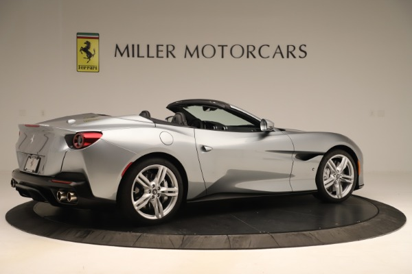 Used 2019 Ferrari Portofino for sale Sold at Alfa Romeo of Greenwich in Greenwich CT 06830 8
