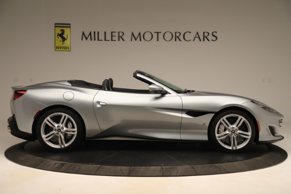 Used 2019 Ferrari Portofino for sale Sold at Alfa Romeo of Greenwich in Greenwich CT 06830 9