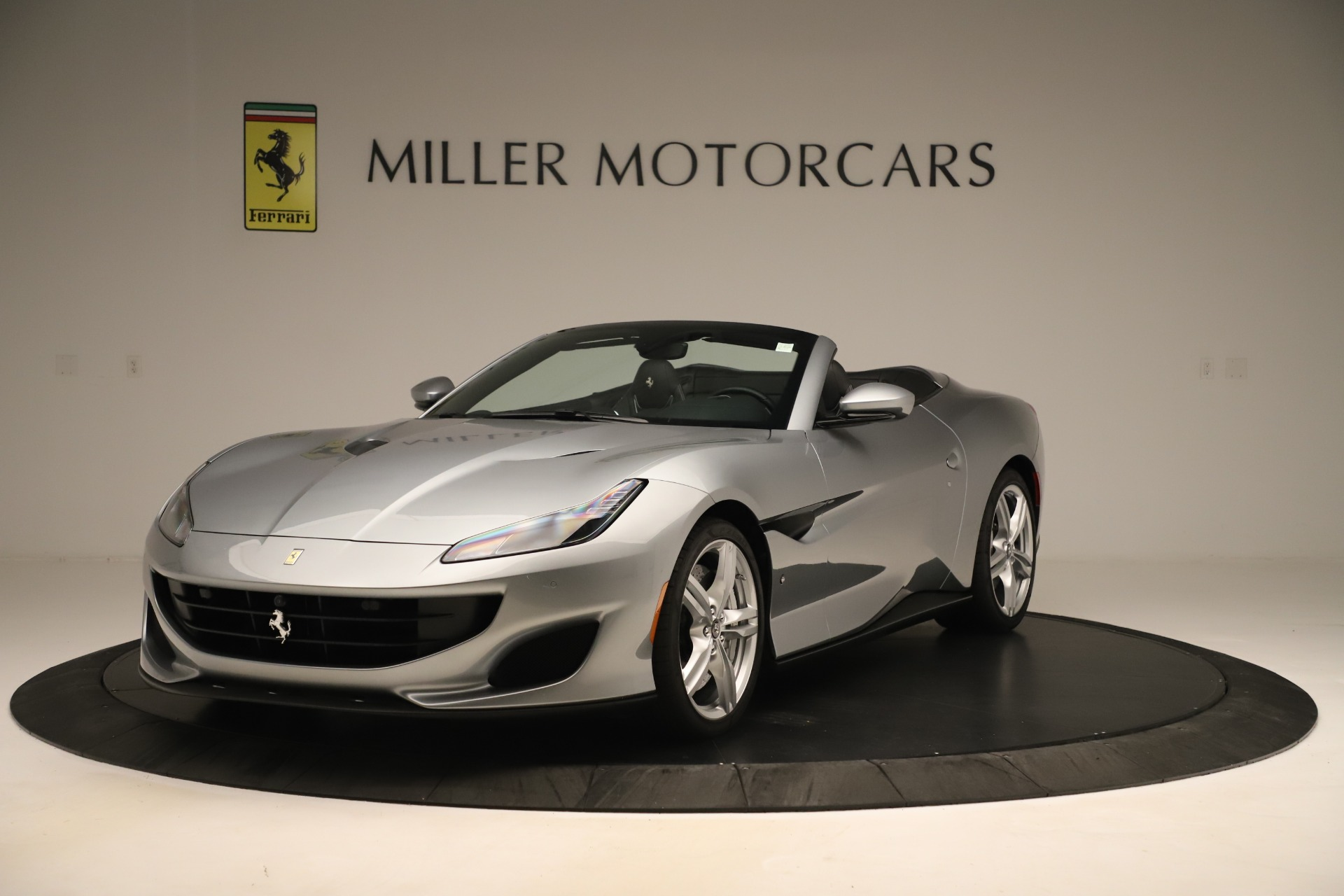 Used 2019 Ferrari Portofino for sale Sold at Alfa Romeo of Greenwich in Greenwich CT 06830 1