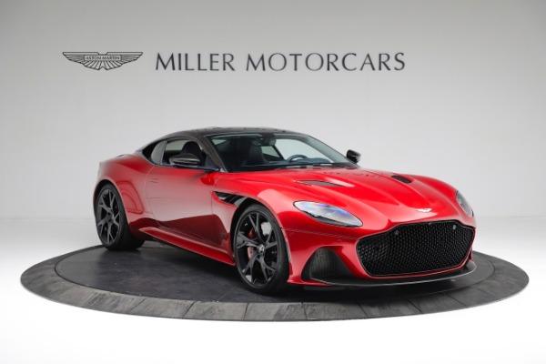 Used 2019 Aston Martin DBS Superleggera for sale $259,900 at Alfa Romeo of Greenwich in Greenwich CT 06830 10