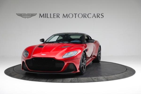 Used 2019 Aston Martin DBS Superleggera for sale $259,900 at Alfa Romeo of Greenwich in Greenwich CT 06830 12