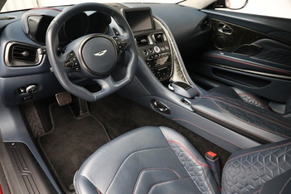 Used 2019 Aston Martin DBS Superleggera for sale $259,900 at Alfa Romeo of Greenwich in Greenwich CT 06830 13