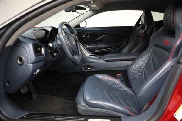 Used 2019 Aston Martin DBS Superleggera for sale $259,900 at Alfa Romeo of Greenwich in Greenwich CT 06830 14