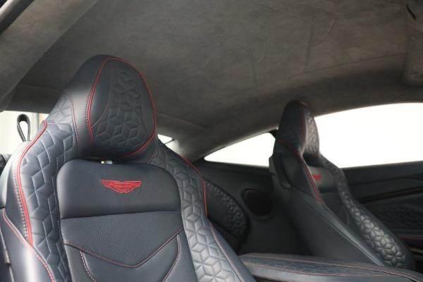 Used 2019 Aston Martin DBS Superleggera for sale $259,900 at Alfa Romeo of Greenwich in Greenwich CT 06830 18