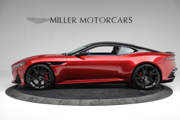 Used 2019 Aston Martin DBS Superleggera for sale $259,900 at Alfa Romeo of Greenwich in Greenwich CT 06830 2