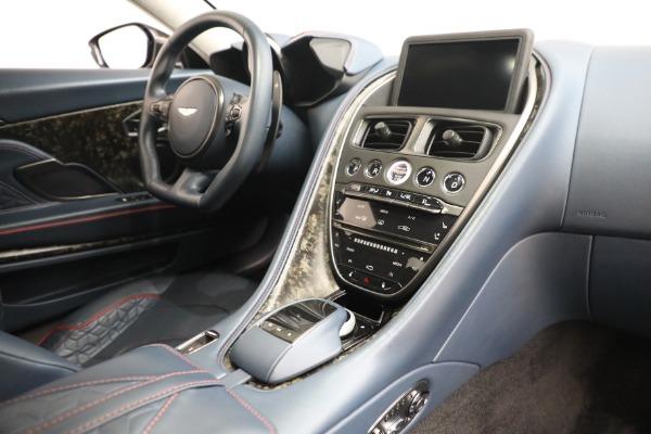 Used 2019 Aston Martin DBS Superleggera for sale $259,900 at Alfa Romeo of Greenwich in Greenwich CT 06830 22