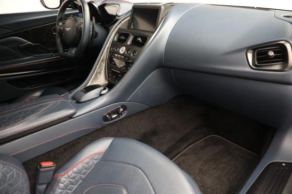 Used 2019 Aston Martin DBS Superleggera for sale $259,900 at Alfa Romeo of Greenwich in Greenwich CT 06830 23