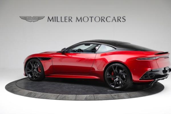Used 2019 Aston Martin DBS Superleggera for sale $259,900 at Alfa Romeo of Greenwich in Greenwich CT 06830 3