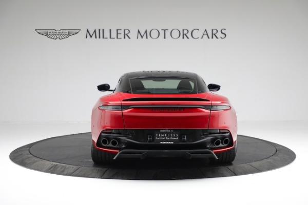 Used 2019 Aston Martin DBS Superleggera for sale $259,900 at Alfa Romeo of Greenwich in Greenwich CT 06830 5