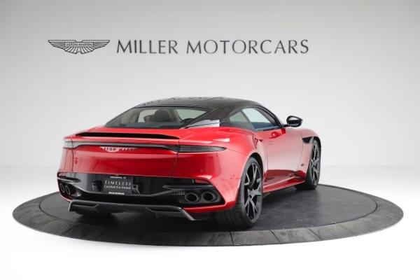 Used 2019 Aston Martin DBS Superleggera for sale $259,900 at Alfa Romeo of Greenwich in Greenwich CT 06830 6