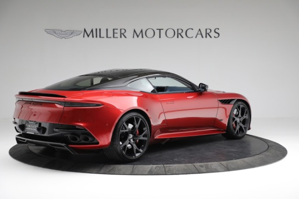 Used 2019 Aston Martin DBS Superleggera for sale $259,900 at Alfa Romeo of Greenwich in Greenwich CT 06830 7
