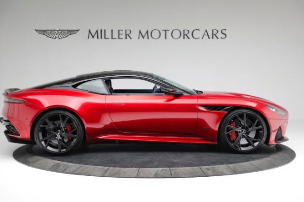 Used 2019 Aston Martin DBS Superleggera for sale $259,900 at Alfa Romeo of Greenwich in Greenwich CT 06830 8