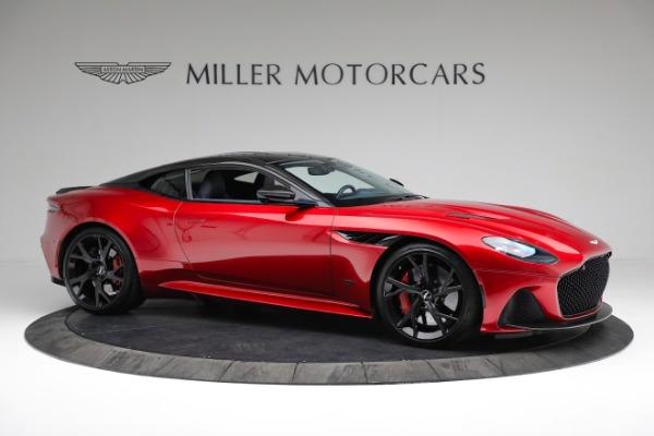 Used 2019 Aston Martin DBS Superleggera for sale $259,900 at Alfa Romeo of Greenwich in Greenwich CT 06830 9