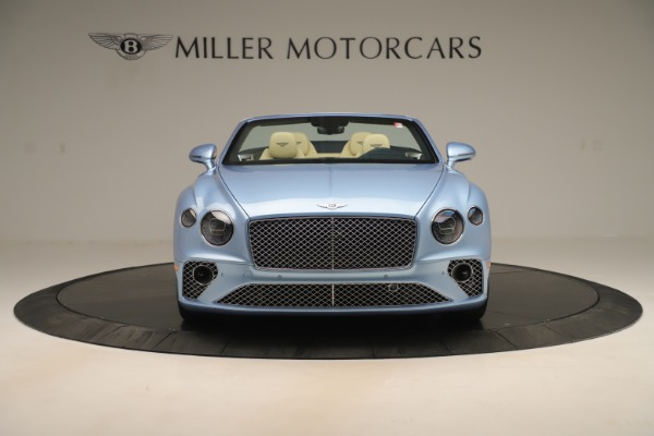 Used 2020 Bentley Continental GTC V8 for sale $288,020 at Alfa Romeo of Greenwich in Greenwich CT 06830 12