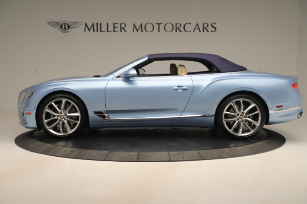 Used 2020 Bentley Continental GTC V8 for sale $288,020 at Alfa Romeo of Greenwich in Greenwich CT 06830 14