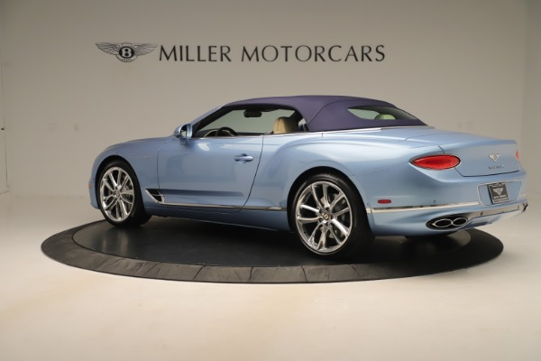 Used 2020 Bentley Continental GTC V8 for sale $288,020 at Alfa Romeo of Greenwich in Greenwich CT 06830 15