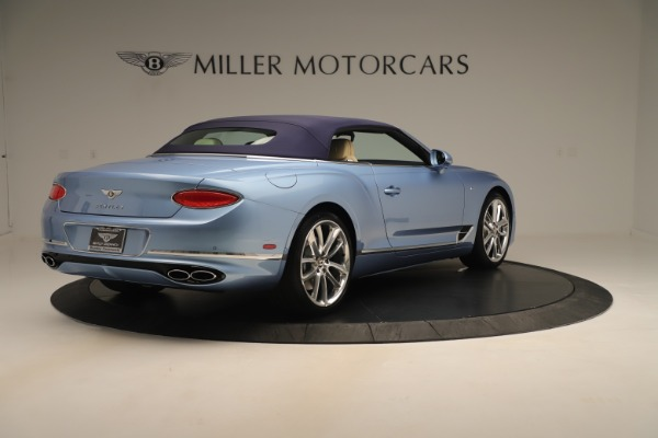 New 2020 Bentley Continental GTC V8 for sale Sold at Alfa Romeo of Greenwich in Greenwich CT 06830 16