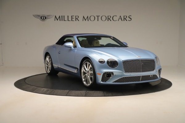 Used 2020 Bentley Continental GTC V8 for sale $288,020 at Alfa Romeo of Greenwich in Greenwich CT 06830 18