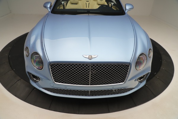 Used 2020 Bentley Continental GTC V8 for sale $288,020 at Alfa Romeo of Greenwich in Greenwich CT 06830 19