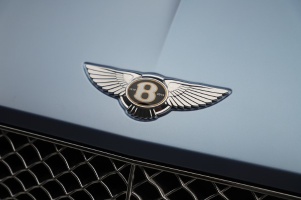 New 2020 Bentley Continental GTC V8 for sale Sold at Alfa Romeo of Greenwich in Greenwich CT 06830 20