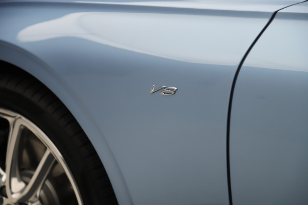 New 2020 Bentley Continental GTC V8 for sale Sold at Alfa Romeo of Greenwich in Greenwich CT 06830 22