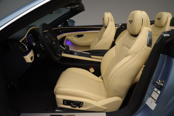 New 2020 Bentley Continental GTC V8 for sale Sold at Alfa Romeo of Greenwich in Greenwich CT 06830 25