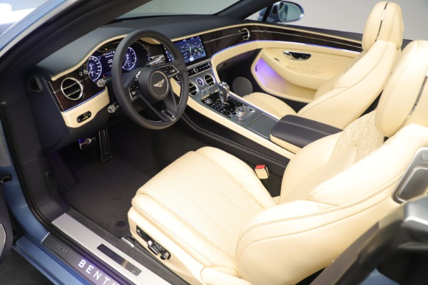 New 2020 Bentley Continental GTC V8 for sale Sold at Alfa Romeo of Greenwich in Greenwich CT 06830 26
